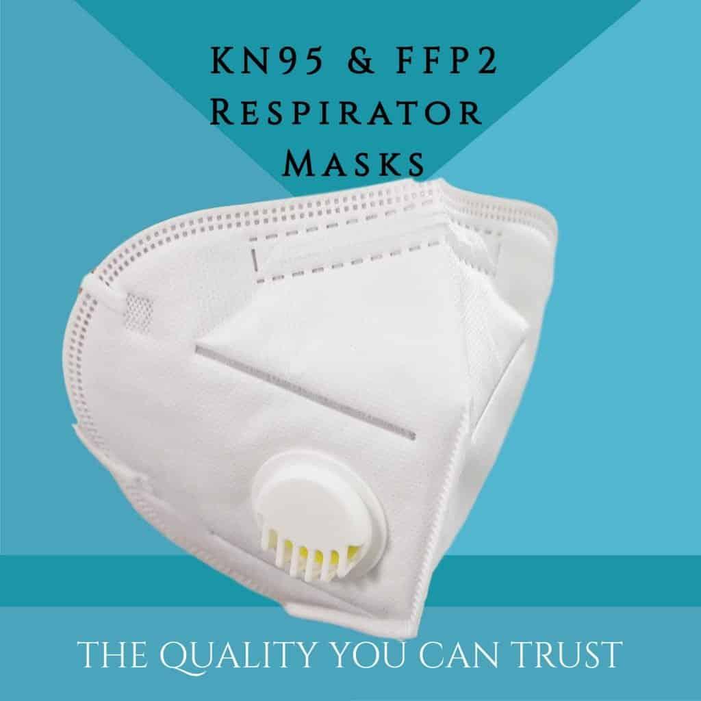 official n95 mask sign