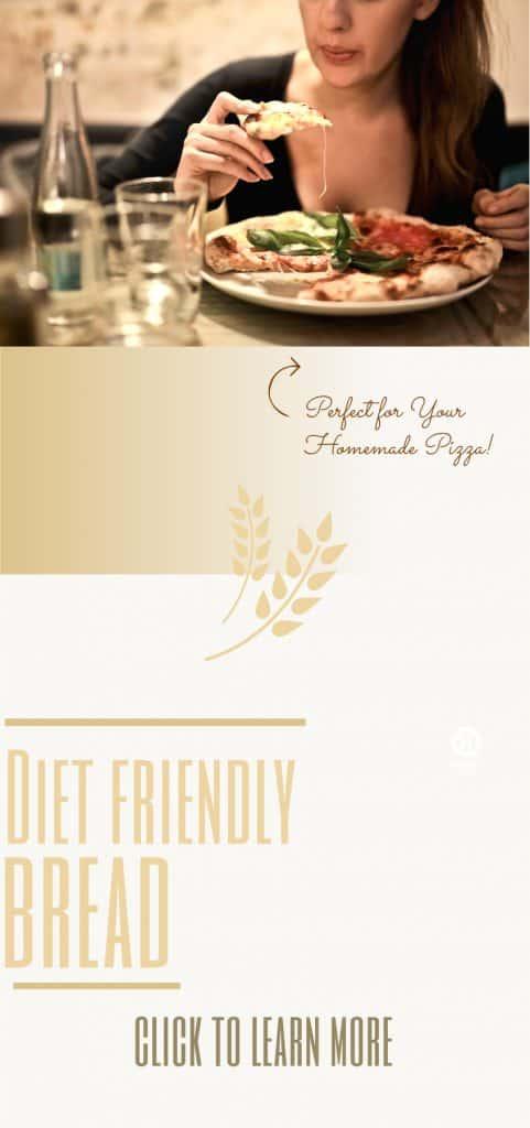 diet friendly pizza