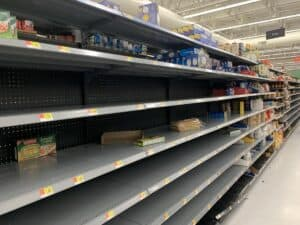 How to Be Prepared for Potential Food Shortages?