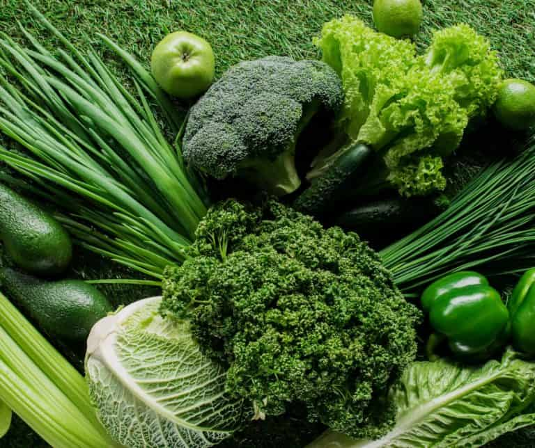 Benefits of Green Vegetables